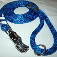 EXCLUSIVE PANIC póráz - kék