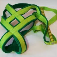 El Perro X-back új generációs súlyhúzó hám